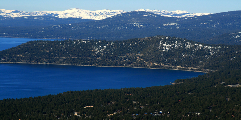 Lake Tahoe by Jeff Ledson